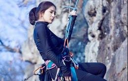 Bất chấp nguy hiểm, Dương Mịch tự đóng cảnh hành động trong phim mới