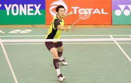 Đài THVN tường thuật trực tiếp giải cầu lông đồng đội nam, nữ châu Á 2017