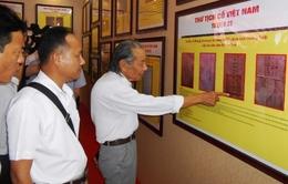 Trưng bày nhiều tư liệu, hiện vật tại Triển lãm Hải đảo Việt Nam