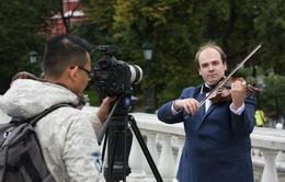Hướng về kỷ niệm 100 năm Cách mạng Tháng Mười Nga cùng các chương trình đặc sắc trên sóng VTV
