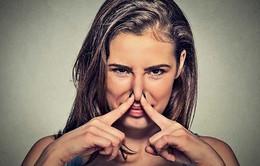 Mùi cơ thể tiết lộ sức khoẻ của bạn
