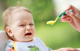 Dấu hiệu cảnh báo trẻ biếng ăn