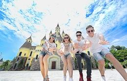 """Đến Nha Trang trải nghiệm """"Disneyland phiên bản Việt"""""""