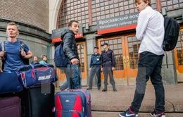 Nga: 200.000 người phải sơ tán vì các cuộc gọi nặc danh