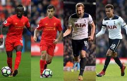 BXH Ngoại hạng Anh sau vòng 26: Tottenham lên nhì bảng, Liverpool đuối sức