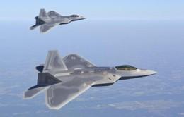 Không quân Mỹ và Nga đối đầu