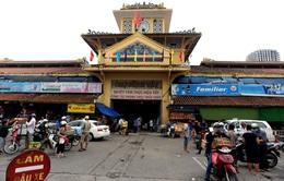 Chính thức công nhận chợ Bình Tây là di tích cấp thành phố