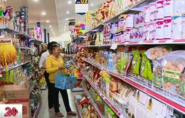 Sức mua tại các siêu thị tăng mạnh dịp Tết
