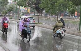 Từ nắng nóng, miền Bắc đột ngột chuyển mưa lạnh vào ngày mai