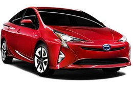 Toyota ra mắt mẫu xe Prius mới