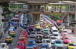 Bangkok trở thành đô thị kẹt xe hàng đầu thế giới