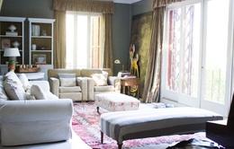 Ngắm căn nhà đậm chất vintage ở Tây Ban Nha