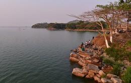 Đến Tây Ninh thưởng thức vẻ đẹp hồ Dầu Tiếng