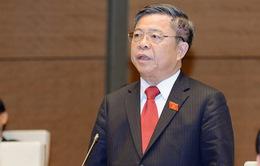Ông Võ Kim Cự thôi nhiệm vụ đại biểu Quốc hội