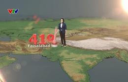 Tác phẩm về biến đổi khí hậu của VTV được quảng bá trên toàn thế giới