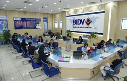 BIDV báo lãi quý II/2017 cao gấp rưỡi cùng kỳ năm trước