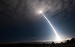 Mỹ thử thành công tên lửa đạn đạo liên lục địa