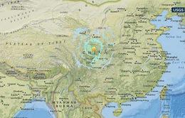 Hai trận động đất liên tiếp ở Trung Quốc