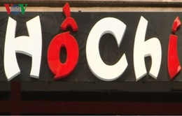 Nhà hàng mang tên Hồ Chí ở Ai Cập tôn vinh Chủ tịch Hồ Chí Minh