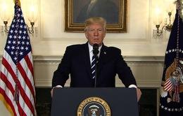 Tổng thống Donald Trump gọi vụ xả súng tại Las Vegas là một tội ác