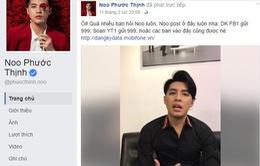 """Livestream - """"Chiêu trò"""" hút fan mới của giới showbiz Việt"""