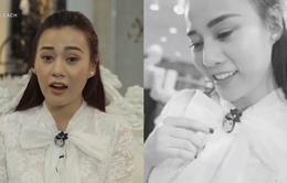 Diễn viên Phương Oanh khoe gu thời trang tinh tế