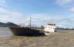 Vụ chìm tàu tại Bình Định: Thêm 4 tàu được phê duyệt phương án trục vớt