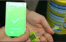Nhãn mác thông minh chống hàng giả tại Trung Quốc