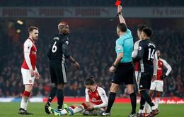 Nguy cơ lĩnh thêm án phạt, Pogba đẩy Man Utd vào khó khăn