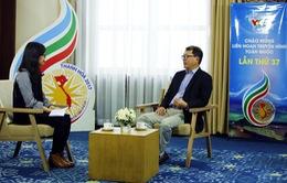 Giao lưu trực tuyến với ông Nguyễn Hà Nam - Phó Trưởng Ban thường trực BTC LHTHTQ 37