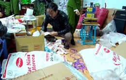 Quảng Nam: Phát hiện đường dây tiêu thụ hàng giả liên tỉnh quy mô lớn