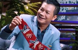 Shark Tank Việt Nam - Tập 7: Các Shark thích thú nhận quà Giáng sinh từ Start-up