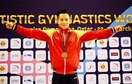 Sau HCV cúp thế giới, Lê Thanh Tùng đặt mục tiêu giành huy chương ở Olympic