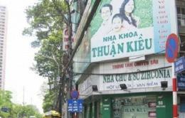 """TP.HCM phạt 2 cơ sở y tế """"chui"""" gần 200 triệu đồng"""