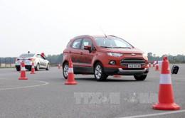 Thi nâng hạng từ B1 lên B2 phải có đủ 12.000km lái xe an toàn