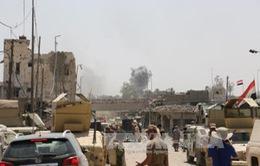 Giao tranh vẫn nổ ra sau khi Mosul được giải phóng