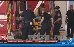 Xả súng tại Mỹ, ít nhất 8 người bị thương