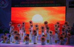 Khai mạc Liên hoan Văn hóa thiếu nhi các dân tộc khu vực phía Nam