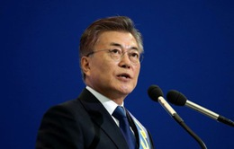 Tổng thống Hàn Quốc kêu gọi Triều Tiên trở lại đàm phán