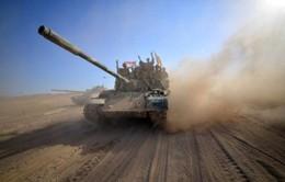 Quân đội Iraq phá vỡ gọng kìm IS ở Tal Afar