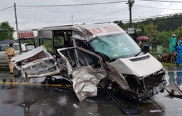 Kon Tum: Tặng bằng khen cho 22 cá nhân tham gia cứu nạn TNGT