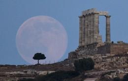 Mặt Trăng có tuổi thọ khoảng 4,51 tỷ năm