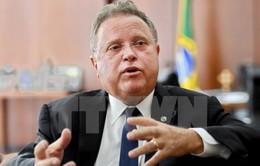 Bộ trưởng Bộ Nông nghiệp Brazil bị điều tra tham nhũng