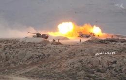 Quân đội Syria và Hezbollah đánh bại Mặt trận Al-Nusra tại biên giới