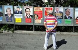Pháp: 1/3 số cử tri vẫn loay hoay chưa bầu cử Tổng thống