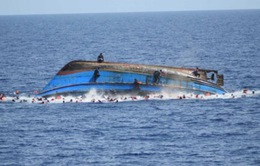 Lật thuyền ở Nigeria, 12 người chết