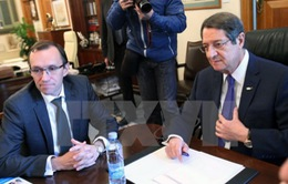 Nối lại cuộc đàm phán tái thống nhất đảo Síp