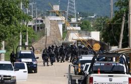 Bạo loạn nhà tù tại Mexico gây thương vong lớn