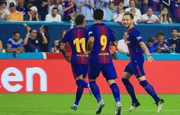 Thắng Real Madrid, Barcelona giành ngôi vô địch ICC 2017