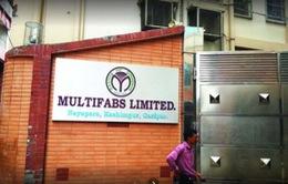 Nổ tại nhà máy quần áo ở Bangladesh, 10 người chết
